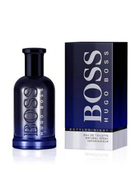 Perfume Hugo Boss Bottled Night Masculino EDT 200ml - Hugo Boss