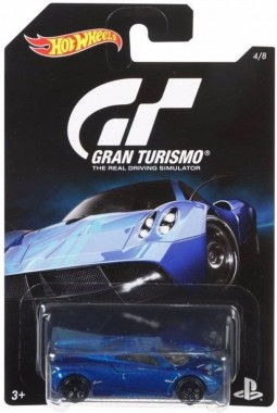 Hot Wheels Pagani Gran Turismo