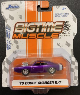 Jada 70` Dodge Charger