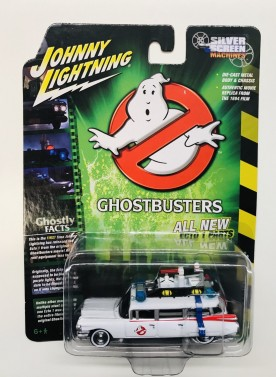 Johnny Lightning Caca Fantasma