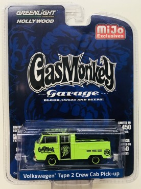 Greenlight VW GasMonkey Pickup