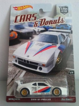 Hot Wheels BMW M1 Procar