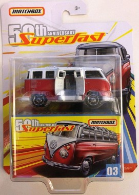 Matchbox Superfast VW Kombi