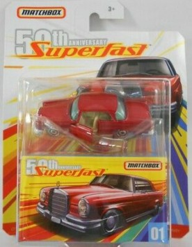 Matchbox Superfast Mercedes
