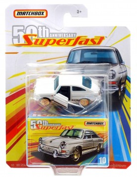 Matchbox Superfast Fastback 65`