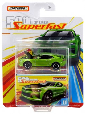 Matchbox Superfast Camaro