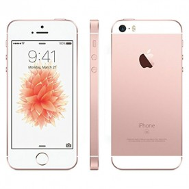 Apple iPhone SE 128GB Rosa Ouro