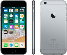 Apple iPhone 6S 32GB Cinza Espacial - USADO