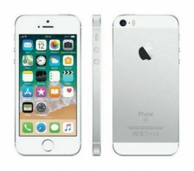 Apple iPhone SE 128GB Prata