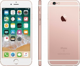 Apple iPhone 6S 32GB Rosa Ouro