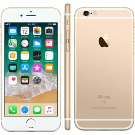 Apple iPhone 6S 32GB Dourado - USADO