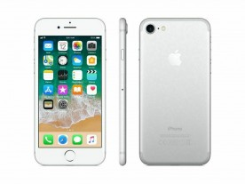 Apple iPhone 7 32GB Prata - USADO