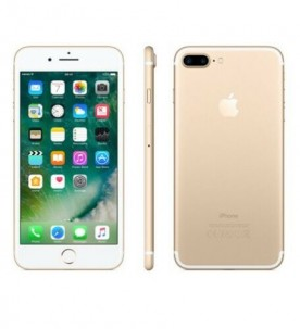 Apple iPhone 7 PLUS 256GB Dourado - USADO