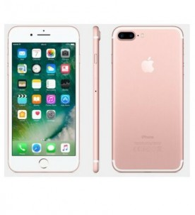 Apple iPhone 7 PLUS 256GB Rosa Ouro