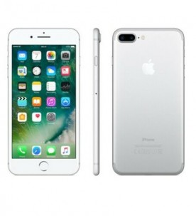 Apple iPhone 7 PLUS 128GB Prata - USADO