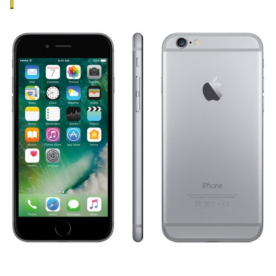 Apple iPhone 6 16GB Cinza Espacial - USADO